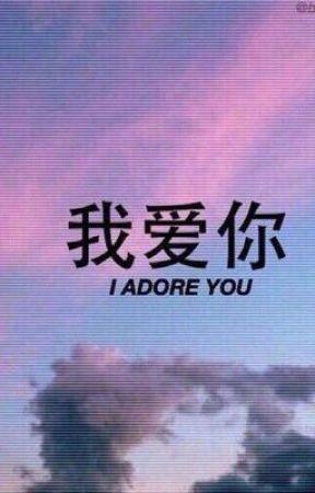 I adore you. (Destiel Fanfic)  by DavianaRadke