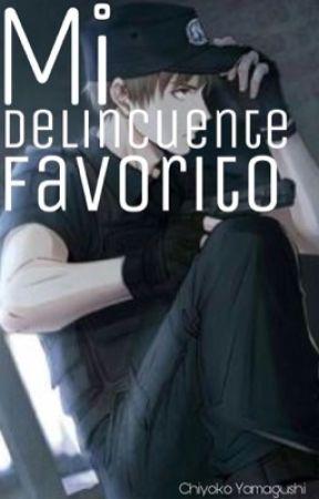 Mi delicuente favorito (Historia Yaoi) by Circe_Snowman