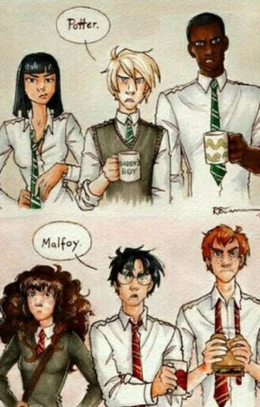 Harry Potter One Shots by DebhGaunt