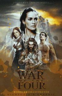 Ο Πόλεμος Των Τεσσάρων  cover