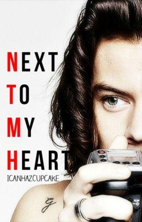 Next To My Heart (Zarry AU) by IcanHazCupcake