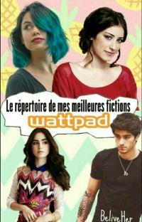 Le répertoire des meilleures fictions Wattpad cover