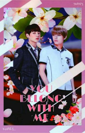 ❝YOU BELONG WITH ME❞ ━VKOOK by JKPAPI