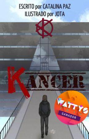 KANCER [Novela Gráfica] GANADORA WATTYS 2017 by Catcatalina_