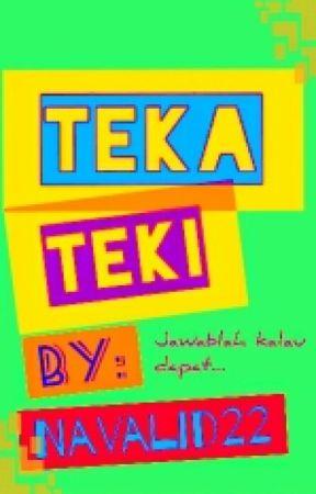 Teka Teki by Nanzzero