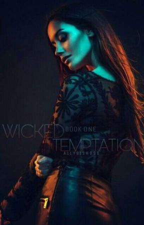 Wicked Temptation by allybish996