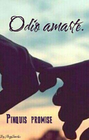 Odio Amarte. by AngyForero4