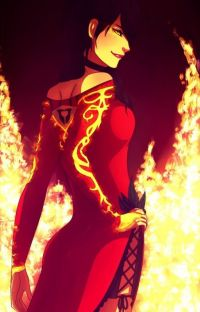 (Cinder x Male Reader) Burning For You cover