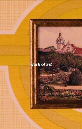 work of art;;yoonseok by livialiviaolivia