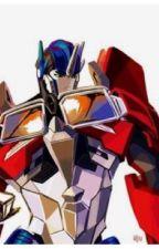 ♠️Transformers Prime: Optimus X Oc♦️ by steeldragonslayer