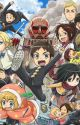 Attack On Junior High x Reader by smallthymightiest