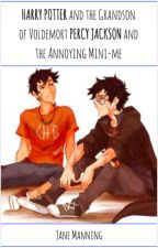 HarryPotter and the Grandson of Voldemort PercyJackson and the Annoying Mini-me by BansheeBunny333