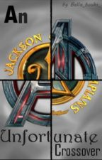 An Unfortunate Crossing (Avengers/Percy Jackson Crossover) by Belle_books_