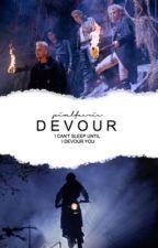 Devour || The Lost Boys  by pixelfaerie