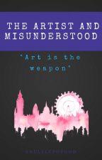 The artist and Misunderstood (frerard) by UkulelePopGod