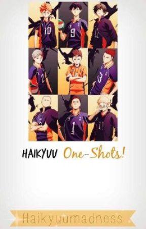 Haikyuu one-shots! by sirita_3