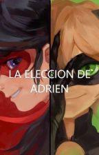 La eleccion de adrien by fandladybug