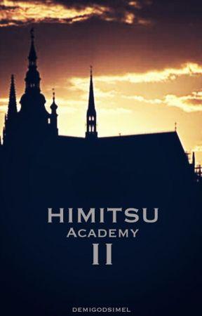 Himitsu Academy II by demigodsimel
