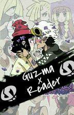 Guzma X Reader  by Kinkweed