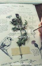 Newt Scamander Imagines. by honeyhotchner