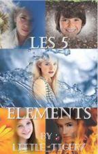 Les 5 Éléments [Arrêt]  by Little_Tiger7