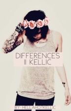 Differences || Kellic by HellaHotKellic