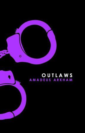 outlaws ; marvel by carolferris
