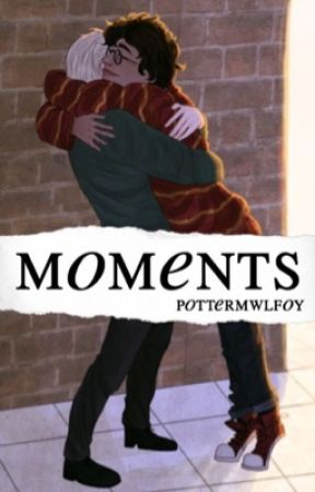 moments • drarry by pottermwlfoy