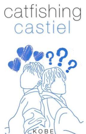 Catfishing Castiel  by kxxbee