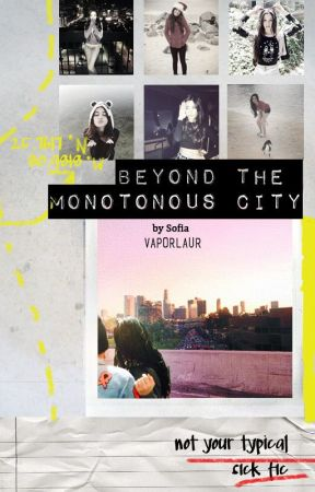 beyond the monotonous city by vaporlaur