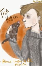 The Kitten || A Remus LupinxOC fanfiction by DarkMoonConquest