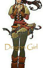 Dragon Girl by Treblemaker48