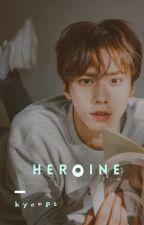 heroine   rocky by kyeops