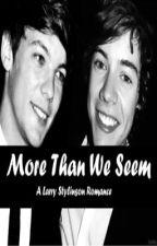 More than we seem (1D Louis/Harry) by Mitzytrix
