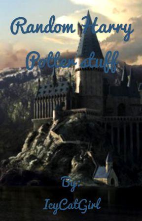 Random Harry Potter stuff  by dead_DeadAccount