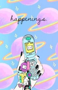 happenings. (lams) (completed) cover