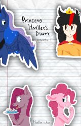 Princess Haylley's Diary - Volume I by Haylley-chan
