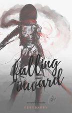 Falling Inward | armin x titan charmer!reader by verybarry