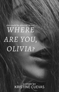 Where Are You, Olivia? cover