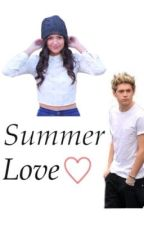 Summer Love (Niall Horan and Bethany Mota fanfic) by byeexiter