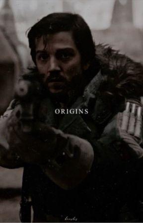 ORIGINS ━ C. ANDOR by kenobis