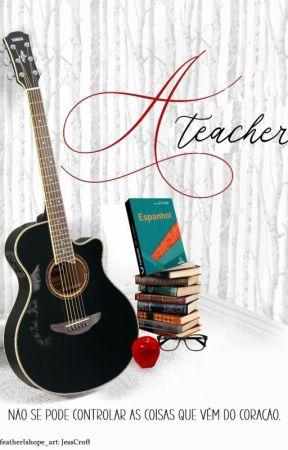A Teacher by RavenMaah