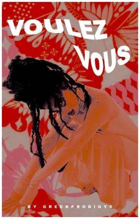 VOULEZ VOUS ── Anthony Ramos by greekprodigys