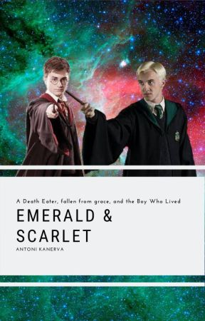 Emerald and Scarlet ~ Drarry by SincerelyGallifrey
