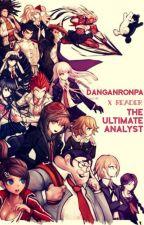 Danganronpa SHSL Analyst [Trigger Happy Havoc X Reader] by blooming-tigridia