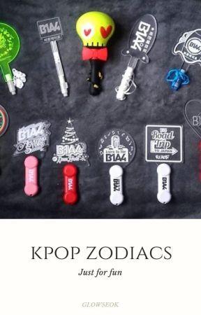 KPOP ZODIACS by GLOWSEOK