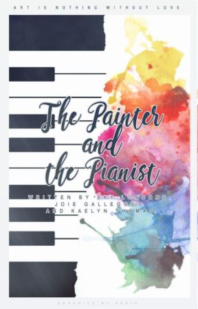 The Painter & The Pianist  by artemics-