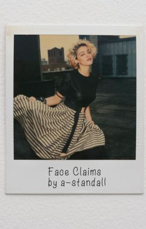 Face Claims by a-standall