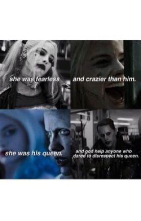 Joker&Harley by crybabby0ash