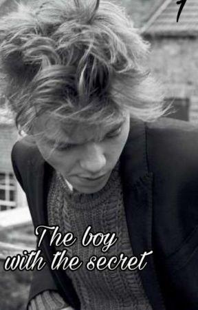 Buch 1: The Boy with the Secret/Abgeschlossen  by Iblamelara